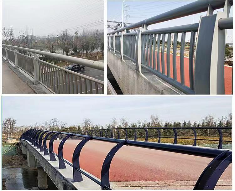 台湾省不锈钢天桥栏杆舒适合作