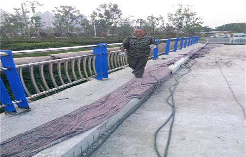 伊犁不锈钢复合管桥梁护栏服务好