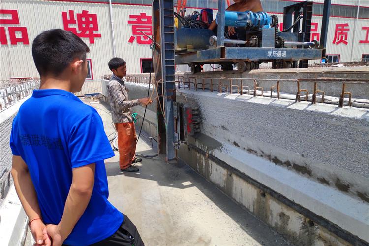 河北省承德市混凝土凿毛机多少钱一套