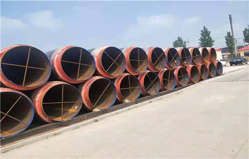 海北钢套钢保温管道全国发货