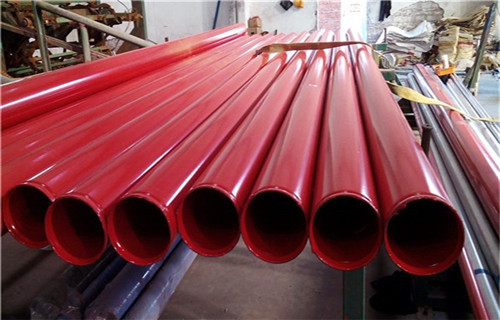 阿拉善衬塑复合钢管各种规格