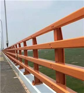 台湾桥梁钢板立柱喷塑价格好低