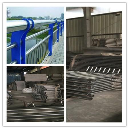 呼和浩特不锈钢复合管桥梁护栏实力厂家生产