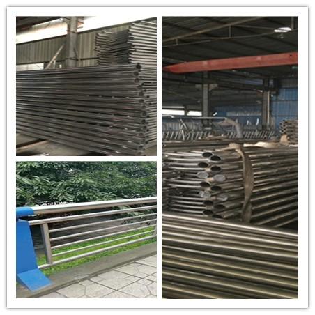 黔西南不锈钢景观护栏杆供货保证及时