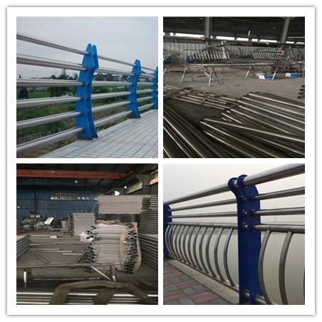 齐齐哈尔不锈钢复合管护栏厂家直销