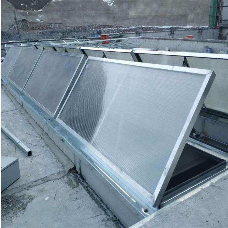 阿拉善自然通风器安装施工方案