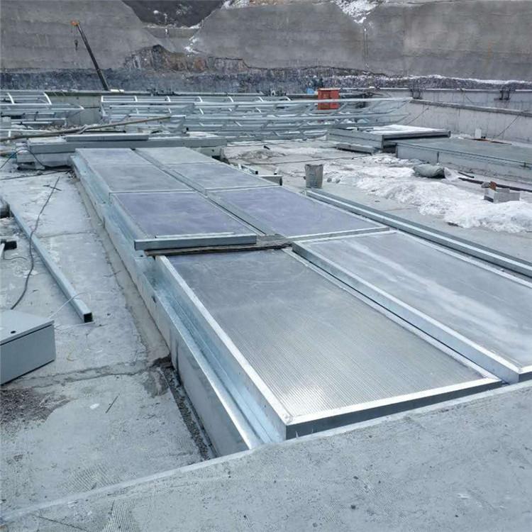 海北屋顶电动天窗图集