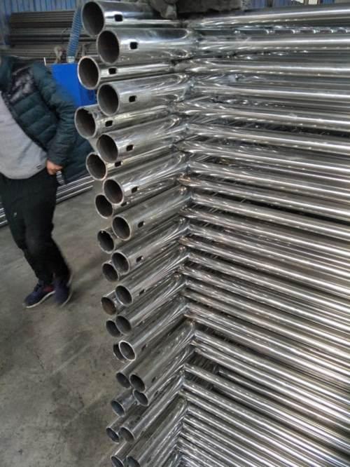 海西不锈钢复合管道路护栏专业生产厂家