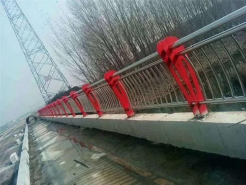 上海桥梁护栏立柱板规格型号齐全