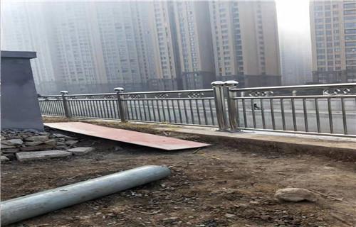 苏州城市建设人行道护栏