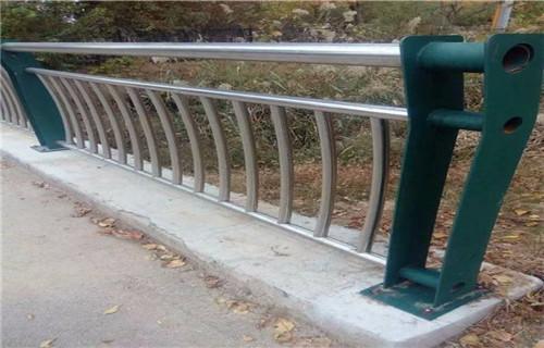 宁德不锈钢复合管栏杆厂家报价