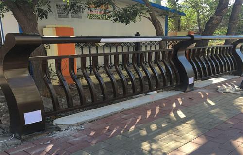 赣州外敷不锈钢复合管栏杆种类齐全