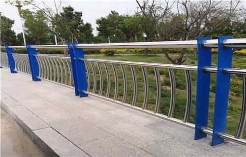 苏州拉丝不锈钢桥梁护栏无中间商