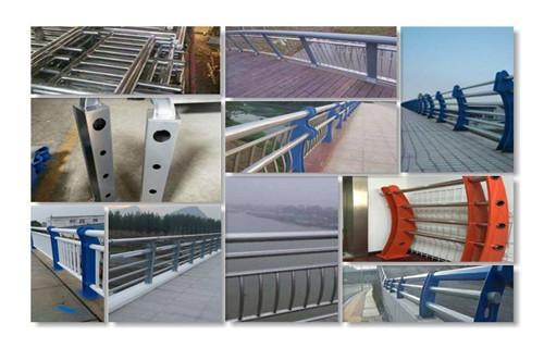 赣州碳素钢护栏镀锌立柱种类齐全