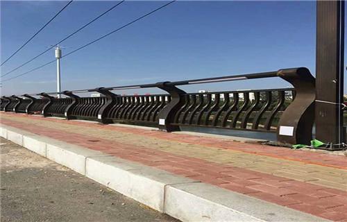 莆田碳钢防撞桥梁护栏发货快