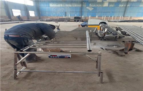 承德304不锈钢复合管护栏做工精细