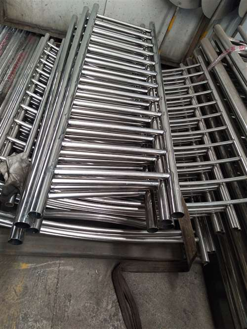 天津内衬316不锈钢复合钢管规格型号齐全