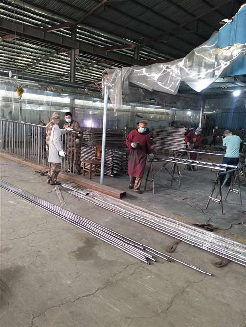 赣州内衬双相不锈钢2205不锈钢复合钢管专业生产厂家