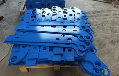上海河道防护不锈钢栏杆厂家直销