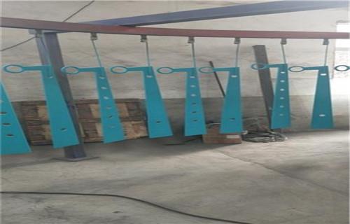 青海不锈钢复合管桥梁护栏结实耐用