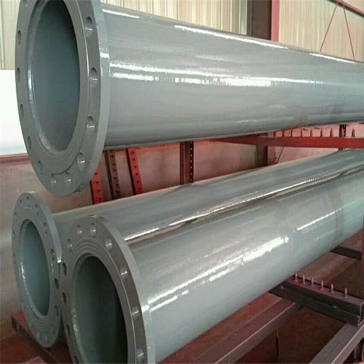 黄南DN80内外涂塑复合钢管产品库存量大