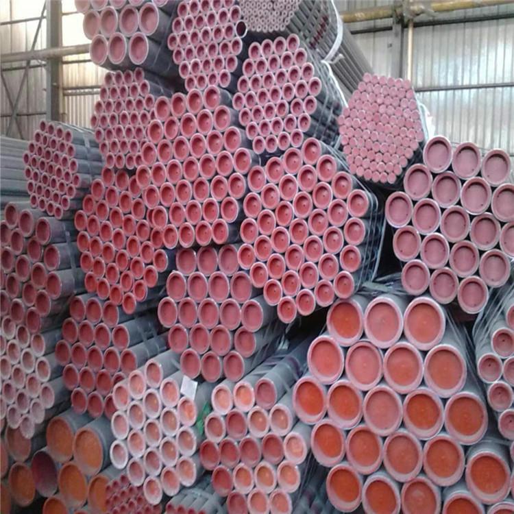 海北防腐钢管货源充足