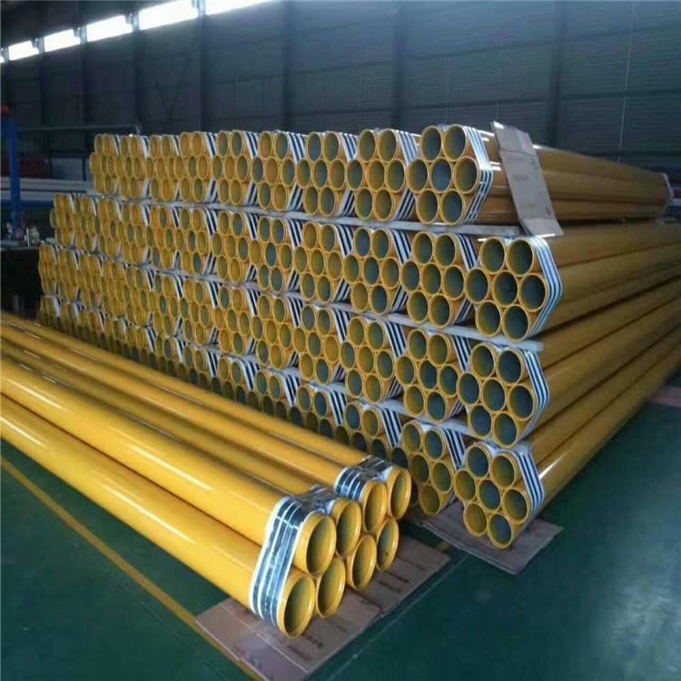 青海天津鼎森衬塑钢管质量上乘