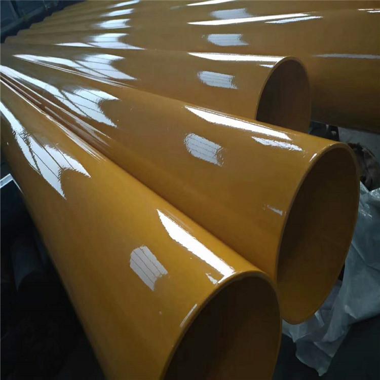 黄南天津涂塑钢管尺寸规格表
