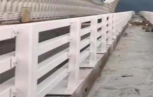 盘锦63*2景观河道栏杆厂家规格