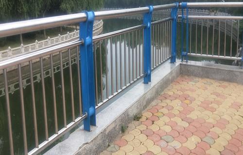 吉林不锈钢栏杆防撞系列防护栏杆