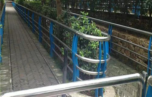 赣州不锈钢复合管护栏桥梁栏杆