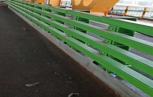 张家界栈桥钢丝绳护栏景区栏杆