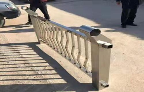海北道路护栏来图定做
