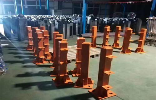 海东304不锈钢护栏坚固耐用
