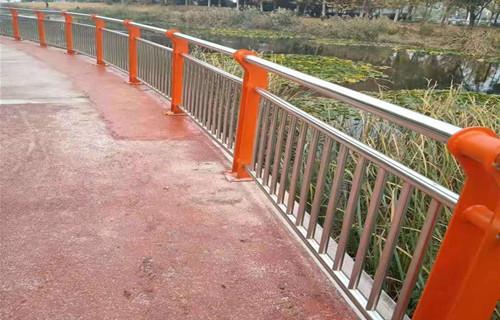 黄山景观桥梁护栏报价