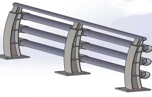 南京防撞桥梁护栏安装