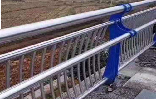 北海白钢护栏设计新颖