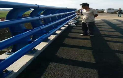 承德钢板防撞护栏按需定制