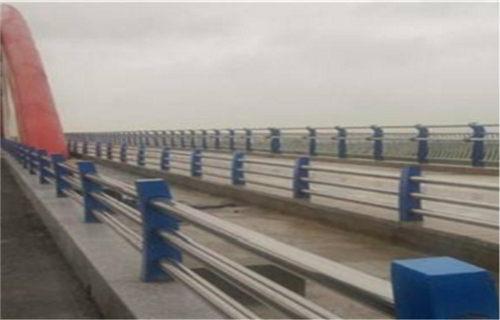 黔东南桥梁防撞护栏来图定做