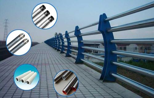 黔东南304不锈钢复合管护栏坚固耐用