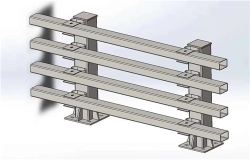 苏州防撞桥梁河道护栏定制厂家直销可到现场安装