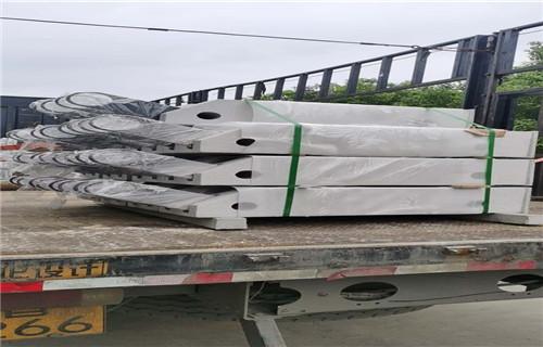 黔东南桥梁led灯光护栏定做厂家直销可到现场安装
