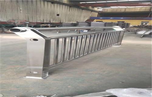 海北防撞立柱护栏定制安装设计定做不限量价位优