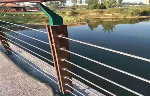 黄南防撞桥梁河道护栏质量优发货快售后满意