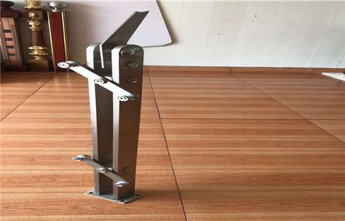 海北不锈钢钢板立柱护栏实体厂家直接销售