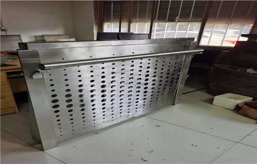 青海不锈钢天桥景观护栏来电来图定制