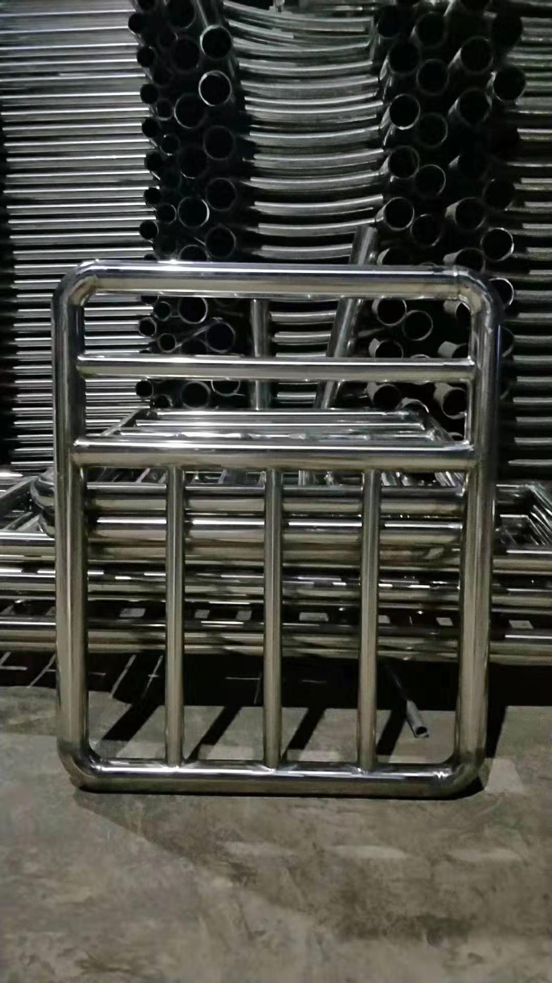 西宁不锈钢景观护栏杆现货