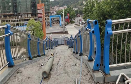 漯河桥梁灯光护栏