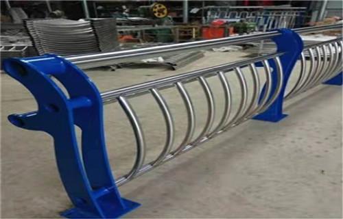 常州不锈钢/碳素钢复合管防撞护栏