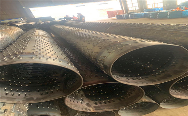 海北不锈钢薄壁桥式滤水管直径500 800降水井用管销售价格